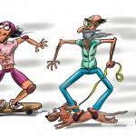 Alter und Skater
